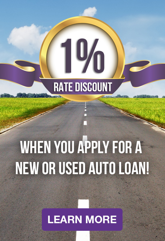 Auto Loan Rate Discount